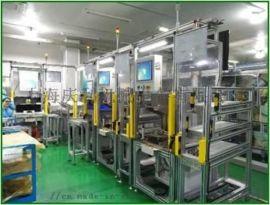 张紧轮装配测试生产线非标自动化设备