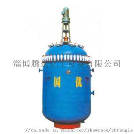 电加热K200L搪瓷反应釜