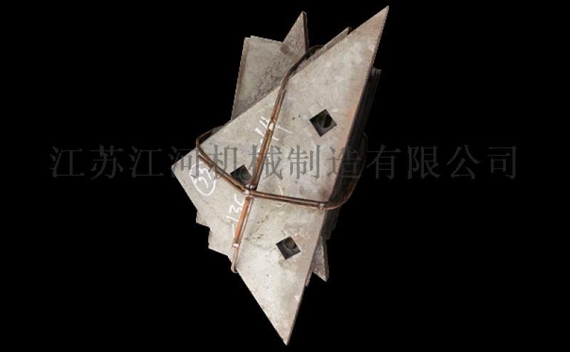 江西耐磨弯头生产厂家 合金耐磨弯头 江河机械