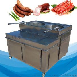 厂家直销卧式液压不锈钢灌肠机不锈钢材质