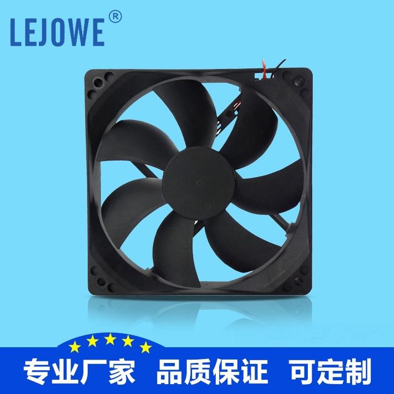 中維12025空氣淨化器散熱直流風扇