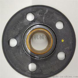 康明斯QSM11发动机水泵漏水 水泵油封更换