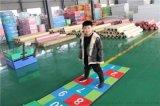少儿跑跳组合训练 儿童体适能训练器材、数字垫