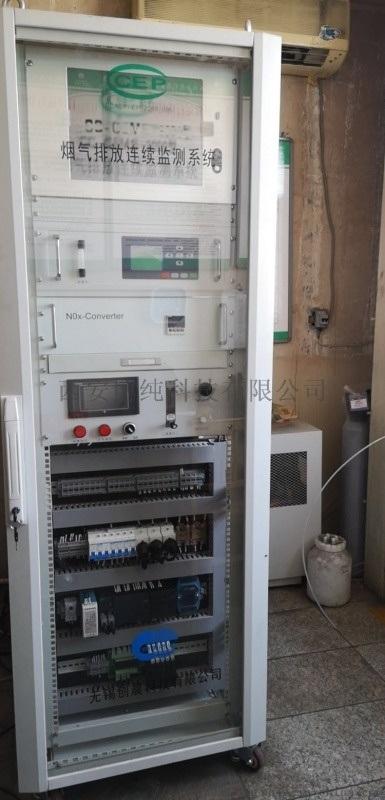 寧夏供熱站鍋爐超低排放改造監測儀器