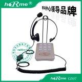 供應合鎂507 話務耳機電話  呼叫中心專用電話