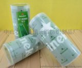 廠家直供訂製廣告創意禮品PVC筒裝純棉運動毛巾