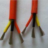 KGFR KGFRP矽橡膠絕緣丁晴複合物護套電纜