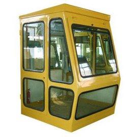机械设备驾驶室