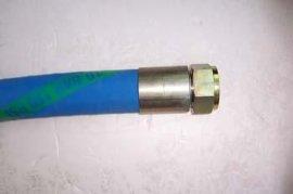 煤矿K型接头高压管 钢厂用钢丝编织管 钢丝编织和缠绕,承受较高压力 耐油耐压