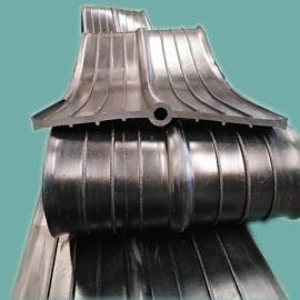 651型中埋式止水带 天然橡胶 变形缝CB型止水带