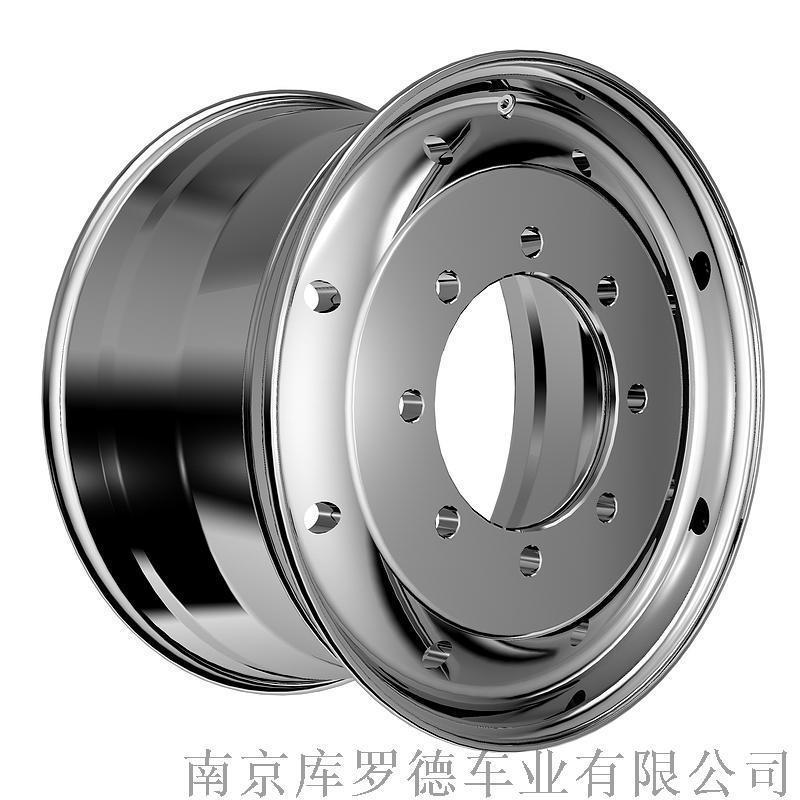 8.25卡車輕量化鍛造鋁輪子1139