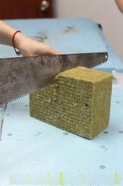 保證品質可供抽檢的低氯岩棉