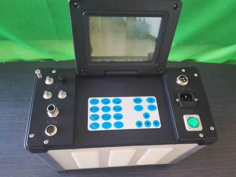 环保局LB-70C低浓度大流量自动烟尘烟气测试仪