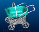 玩具车抄数设计,装配拆图设计,3D结构分件设计