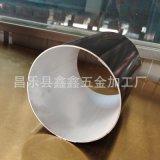 圆管铝合金雨水管 山东青岛铝合金雨水管
