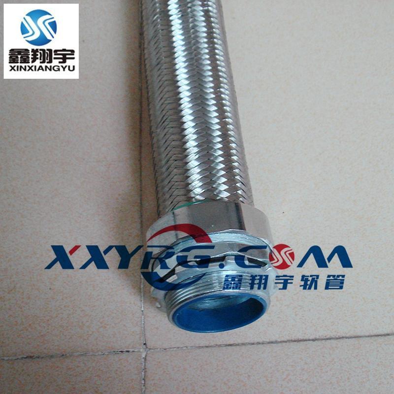 304不锈钢编织金属防爆电线电缆保护软管, 穿线金属软管13