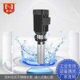 SDK4 立式管道增压水泵 工业清洗浸入式水泵