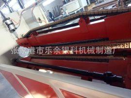 塑料管材板材牽引機, 履帶牽引機