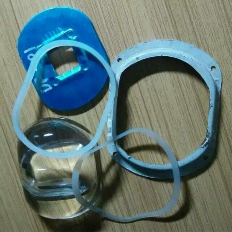 led路灯透镜 集成透镜 光学玻璃透镜