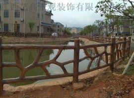 钢筋混凝土栏杆