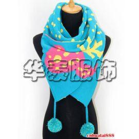 秋冬混紡圍巾,晴綸混紡圍巾披肩,針織混紡保暖圍巾
