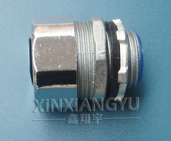金属软管接头,防水金属接头,金属接头厂家