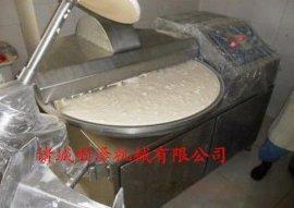 厂家  40L鱼豆腐斩拌机 小型肉类斩拌机