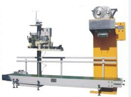 广州恒尔HE-LX-50自动定量称重双螺旋粉剂包装机
