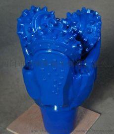 HJ437大齿三牙轮钻头 镶齿牙轮钻头