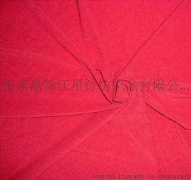 现货供应120-350g涤氨汗布里起毛涤氨磨毛布