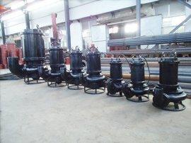 潜水耐磨抽沙泵 沿海排砂泵 河道吸沙泵 鱼塘泥浆泵