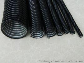 包胶波纹管 阻燃包塑金属软管