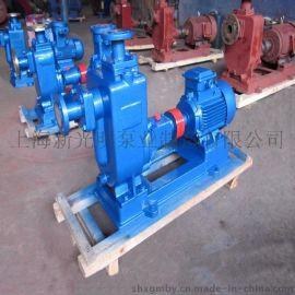 混合悬浮介质专用ZW80-40-15无堵塞排污泵