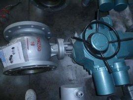 PQ940F电动偏心半球阀