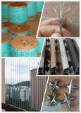 隐形防盗网铝材 隐形防护网钢丝