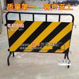 厂家直销市政铁马 不锈钢铁马 铁路护栏施工围栏