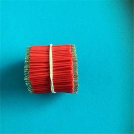 环保PVC单芯电子线束线材加工50MM短电子线绝缘导线