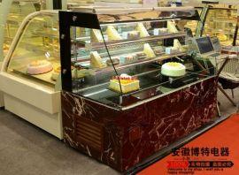 蛋糕保鲜柜,冷藏保鲜展示柜,欧式豪华蛋糕柜
