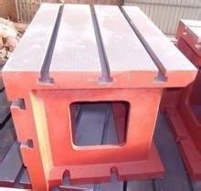 U型槽机床工作台现货供应