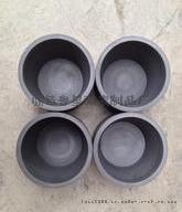 山东鲁星气化铝真空镀膜专用石墨坩埚丨批发镀铝专用石墨坩埚 LXTS-01 固定碳:99.999996%