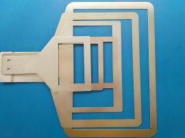 远扬机械三菱下压框 送料板下托板电脑花样机 电脑车 针车缝纫机配件
