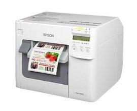 TM-C3520 彩色不干胶标签打印机