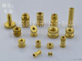 深圳M4铜螺母,M4热压螺母