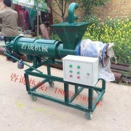 安徽宣城厂家供应猪粪脱水机 猪粪处理机 猪粪挤干机 猪粪固液分离机