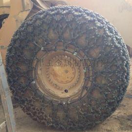 MA600装载机盛峰35/65-33轮胎保护链