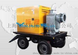 移动式柴油机水泵300ZW800-14柴油自吸排污泵