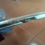 6061拉弯折弯汽车行李架铝合金 来图来样定制抛光行李架铝合金型材