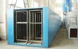 隧道式热风循环烘箱,SMH隧道式热风循环烘箱