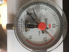 厂家直销 磁助电接点压力表 青岛华泰仪表