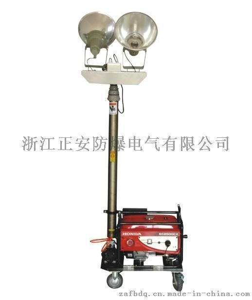 QY6802全方位大型移動照明車